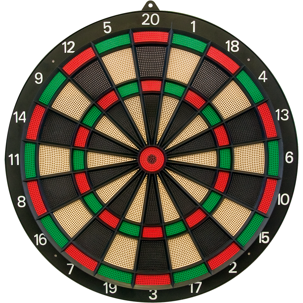 picture regarding Printable Dart Board referred to as HART Security Dartboard Mounted
